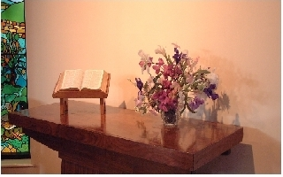 Picture of Communion Table