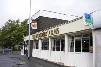 The Woodley Arms